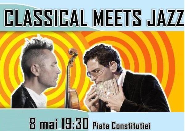 Nigel Kennedy şi Damian Drăghici: vioară şi nai la Bucureşti
