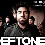 Deftones revin la Arenele Romane din Bucureşti