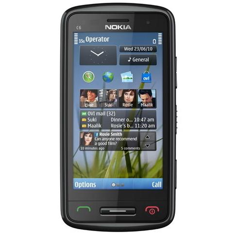 Telefoane mobile. Internet mobil. Nokia C6-01. Eseu.