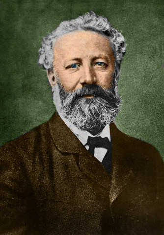 Re-citesc Jules Verne