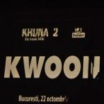 Concert Kwoon – post-rock francez în Kulturhaus (poveşti şi poze)
