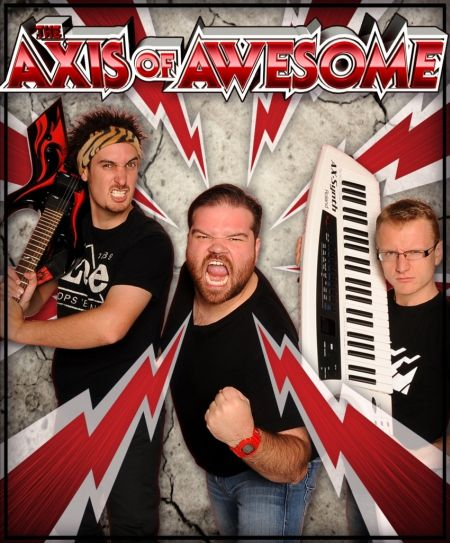 Axis of Awesome – 4 Chords Song (47 de hit-uri/6 minute)
