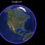 Jules Verne sau E.A. Poe cu Google Earth!