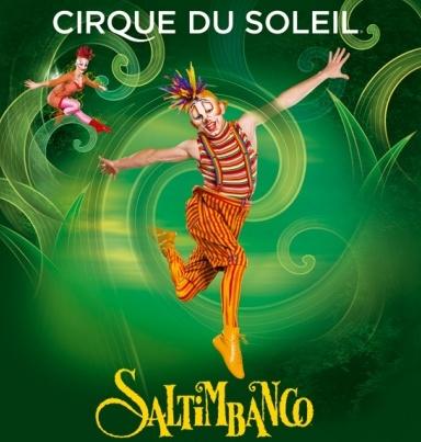 Cirque du Soleil: spectacol la Romexpo!