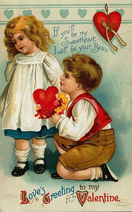 Valentine's Day, o sărbătoare… medievală!