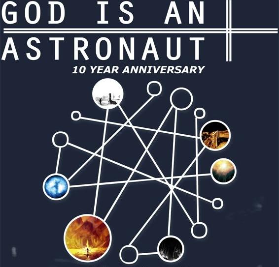 God is An Astronaut concerte aniversare – 10 ani de post-rock!