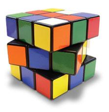 Ce faci cu un cub Rubik?