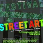 Festival Internaţional de Street Art la Timişoara