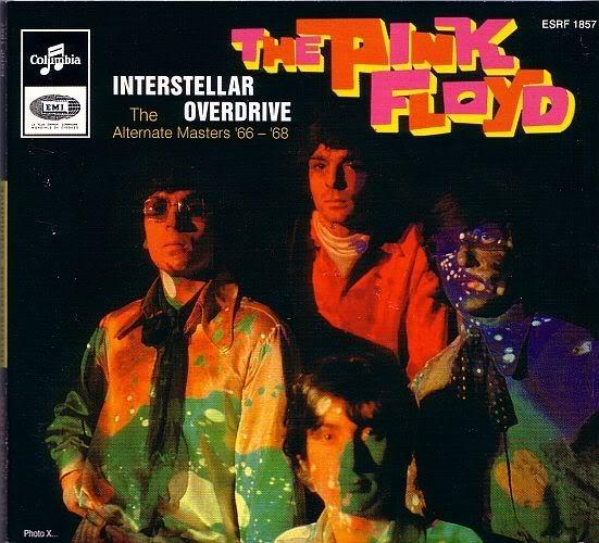 Pink Floyd – Interstellar Overdrive (piesa de duminica)