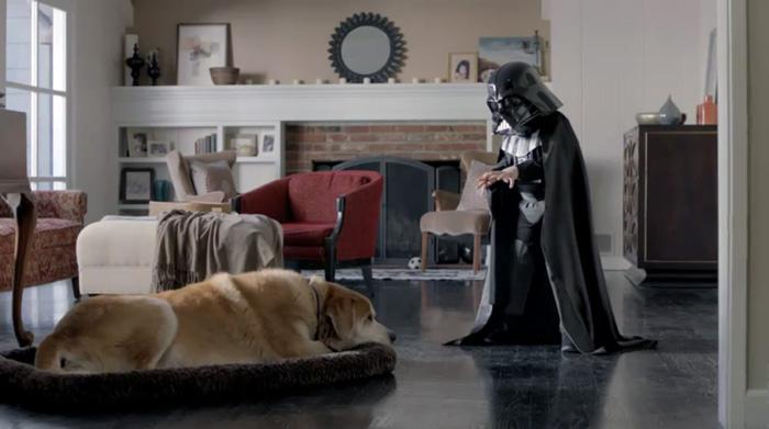 Star Wars: Darth Vader și Volkswagen