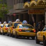 Taximetriștii și ziua de luni
