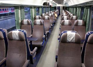 Trenuri Intercity și alte povești cu CFR