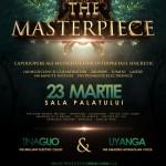 The Masterpiece – muzica de film la Sala Palatului