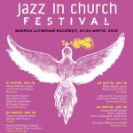 Jazz in Church Festival la Biserica Luterana din Bucuresti