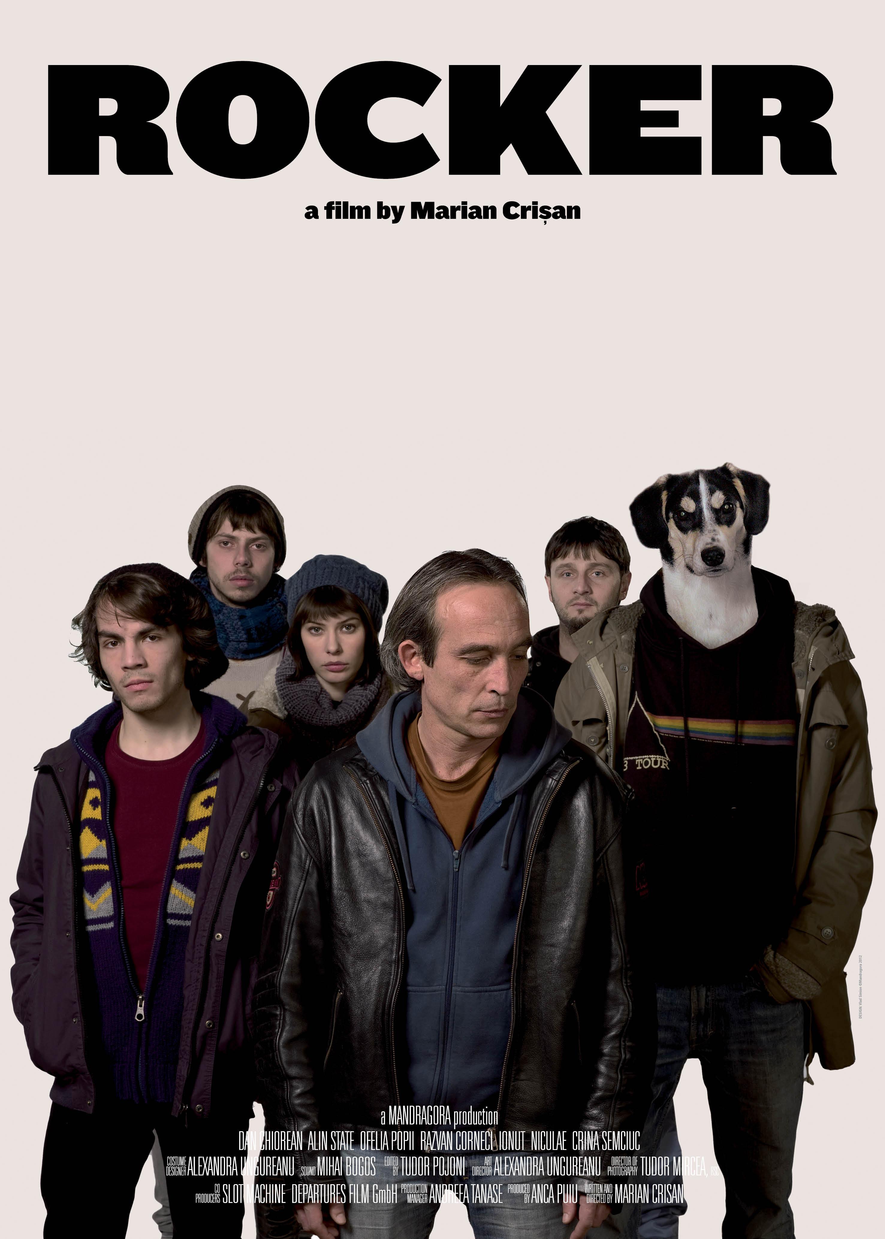 Rocker un film de Marian Crișan