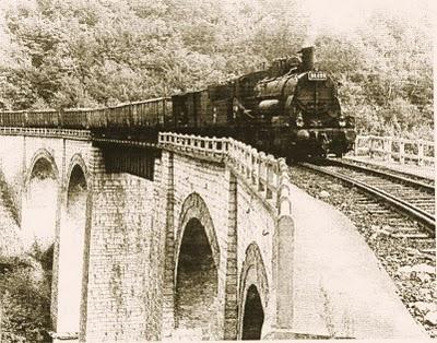 Excursie pe calea ferată Oravita – Anina