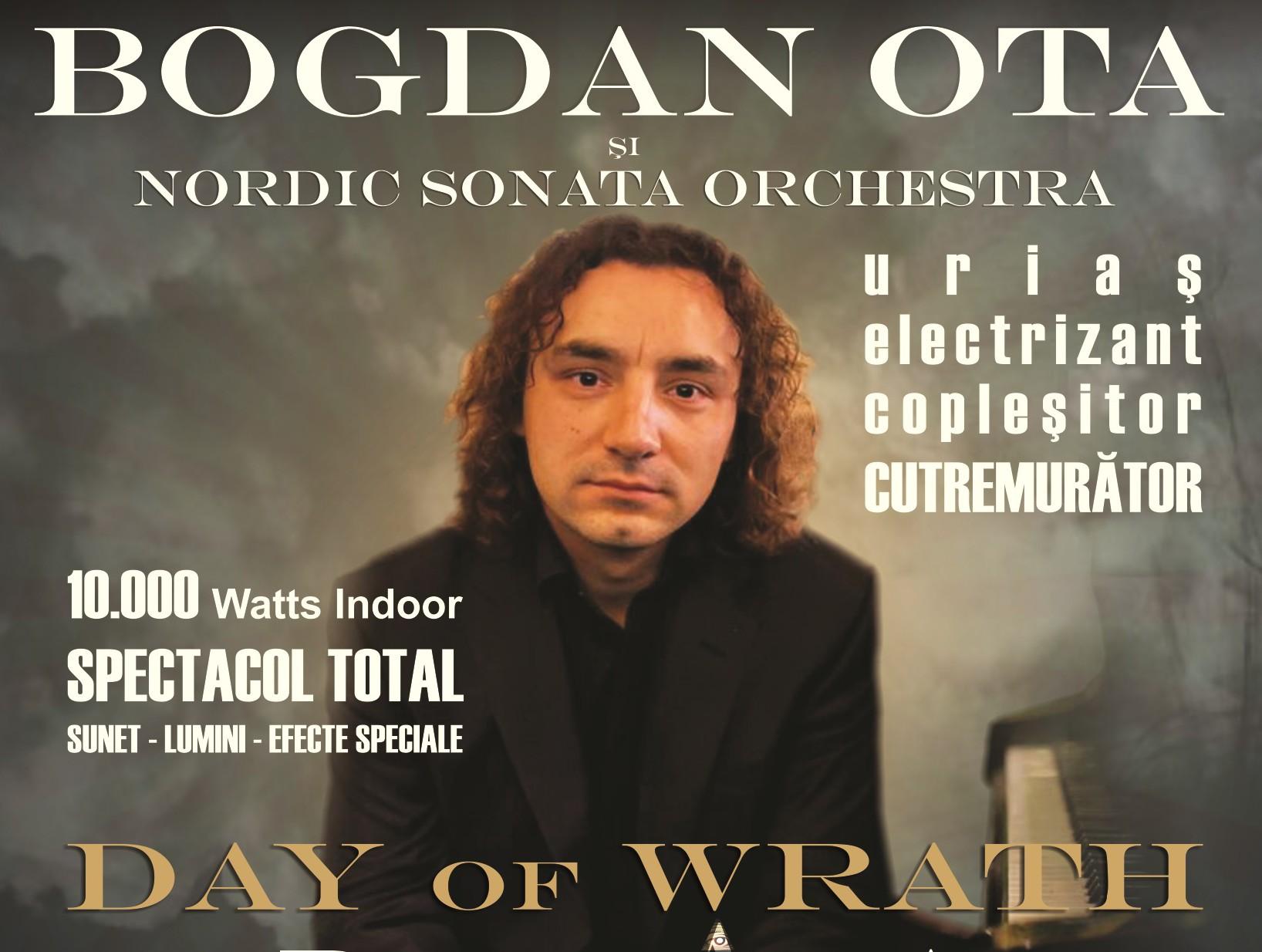 Bogdan Ota în concert la Cinema Patria