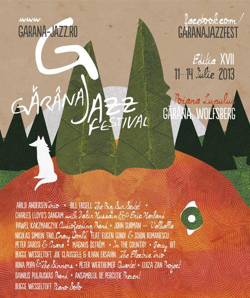 Gărâna Jazz Fest 2013