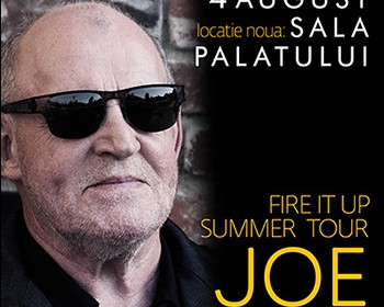 Joe Cocker: Summer in Bucuresti, la Sala Palatului