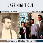 Jazz Night Out cu Twin Arts la Sala Radio