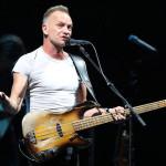 Sting, omul care a adus ploaia la București  (cronica)