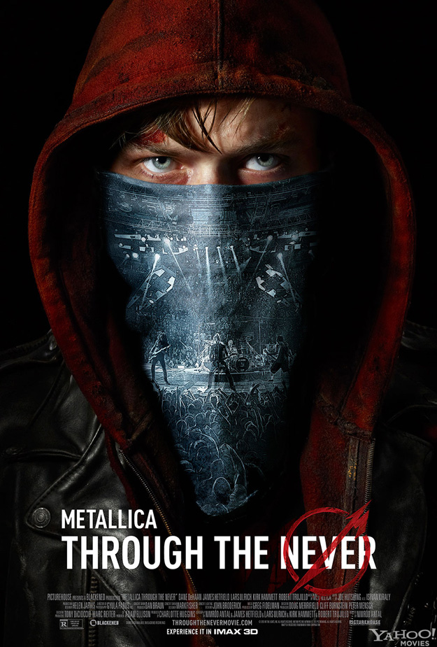 Film de văzut: Metallica – Through The Never