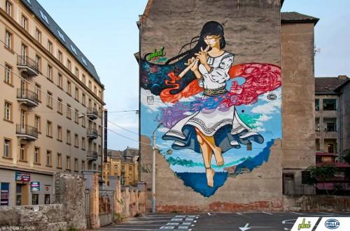 street art plai