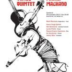 Nuevo Tango Quintet feat. Marili Machado în concert la ArCuB