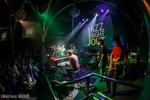 snarky jazz