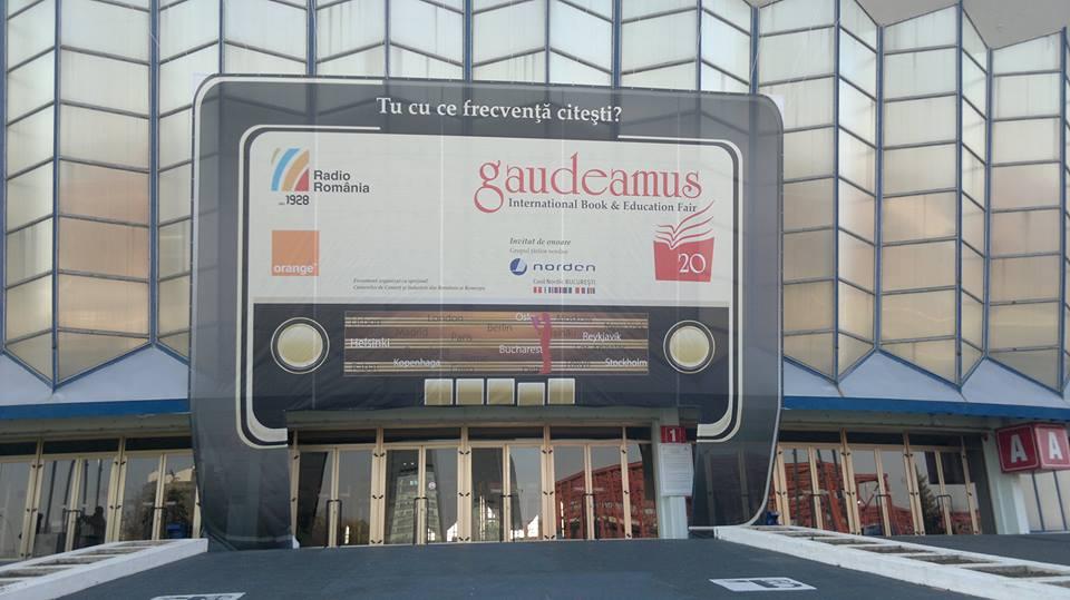 Târg de carte: Gaudeamus 2013 (program & lansări)