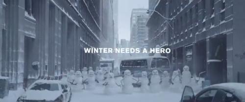 nissan rogue snowmen