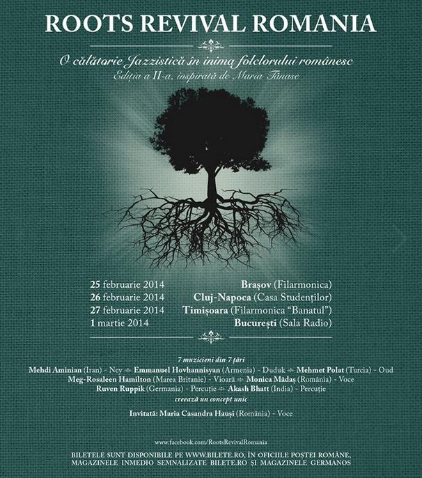 Roots Revival Romania Tour sau despre redescoperirea muzicii