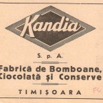 Ciocolata Kandia, o poveste complicată.