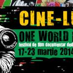 One World Romania 2014 – Cine-Luptă!