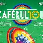 Cafékultour 2014 – Timişoara trăieşte cultura în cafenele.