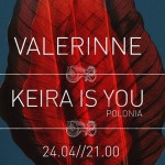 VALERINNE || KEIRA IS YOU in Club Control