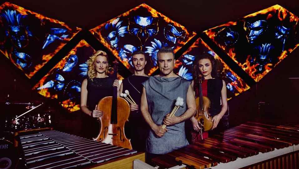 Bach in ShowBiz cu Zoli Toth şi Adrian Enescu
