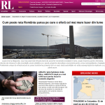 Pe scurt despre noul site România Liberă
