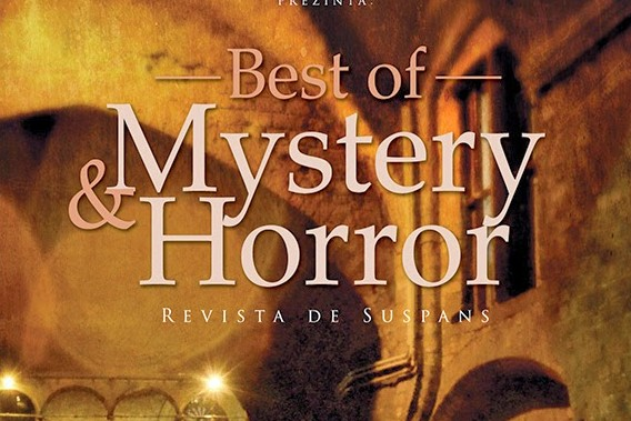 Best of Mystery & Horror #1 – Revista de Suspans (impresii de lectură)