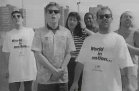 New Order, Kasabian la Campionatul Mondial (imnuri neoficiale)