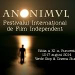 ANONIMUL 2014 – ediţie de Bucureşti (program, concerte)