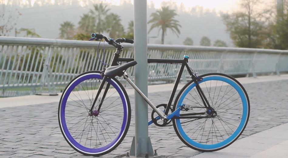 Va fi YERKA prima bicicletă din lume imposibil de furat?