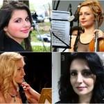 Concert Symphactory Strings Quartet la Cercul Militar