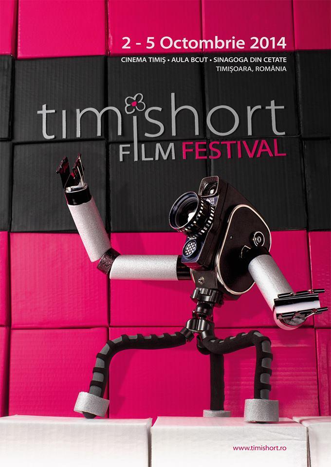 Timishort 2014 – toamnă cu filme experimentale din întreaga lume