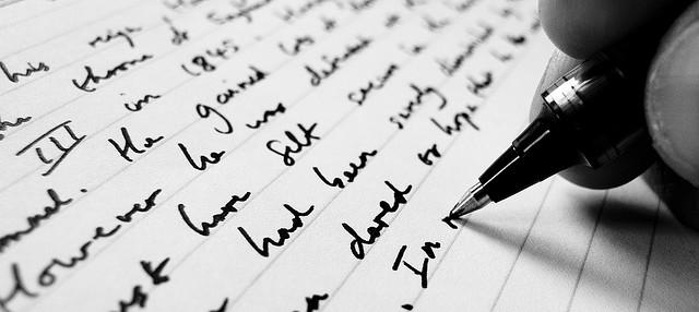 10 minute – despre scris