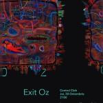 Exit Oz lansează albumul Împământenit – Control Club