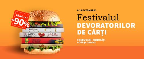festivalul devoratorilor de carti