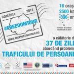 Informaţia salvează: Ziua Europeană împotriva traficului de persoane