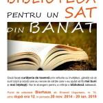 Bibliotecă pentru un sat (din Banat)