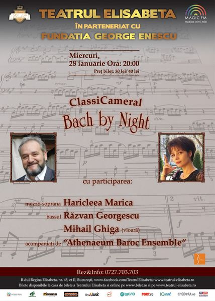 ClassiCameral: Bach by Night